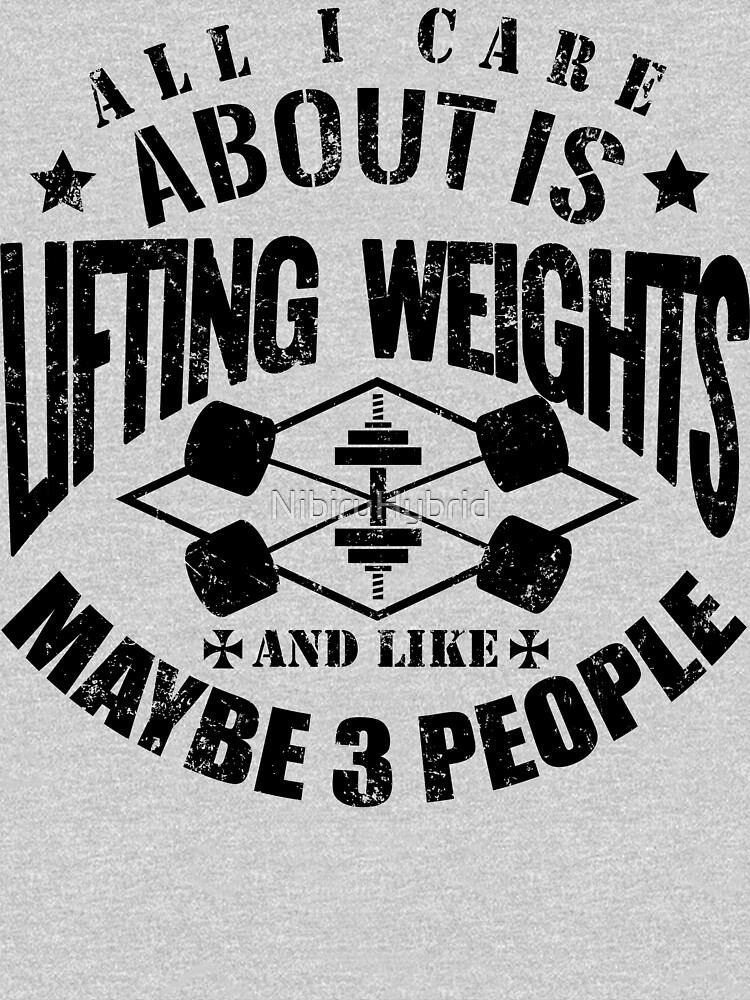 Bodybuilding Lifting Weights Gym | Unisex T-Shirt