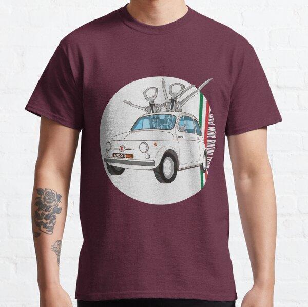 Fiat 500 - Italian Classic Car Classic T-Shirt