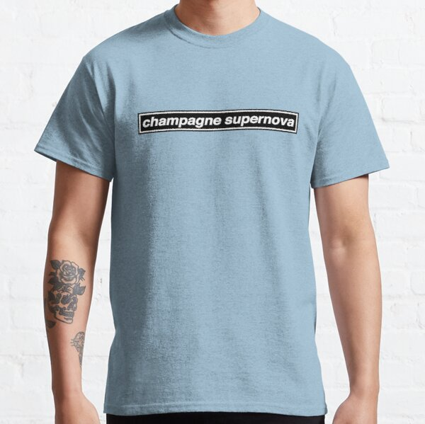Champagne Supernova - OASIS Band Tribute - MADE IN THE 90s Classic T-Shirt