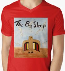 The Big Sleep  Mens V-Neck T-Shirt