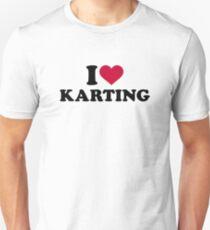 I love Karting T-Shirt