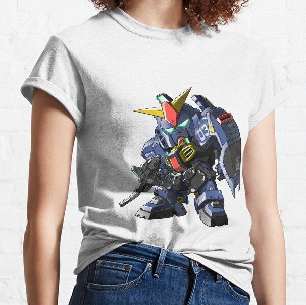 SD Gundam Mk II - Titans colors (Unit 03) Classic T-Shirt