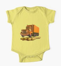Toy Semi Truck Kids Clothes