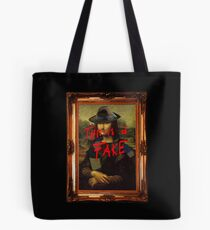 This is a Fake Tote Bag