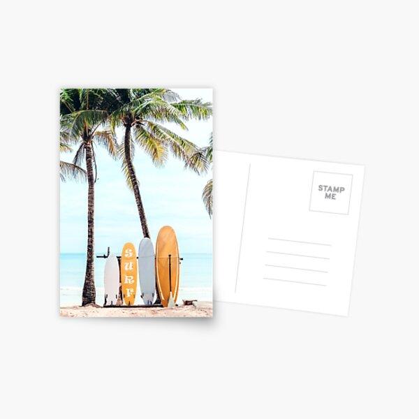 Choose Your Surfboard Postcard