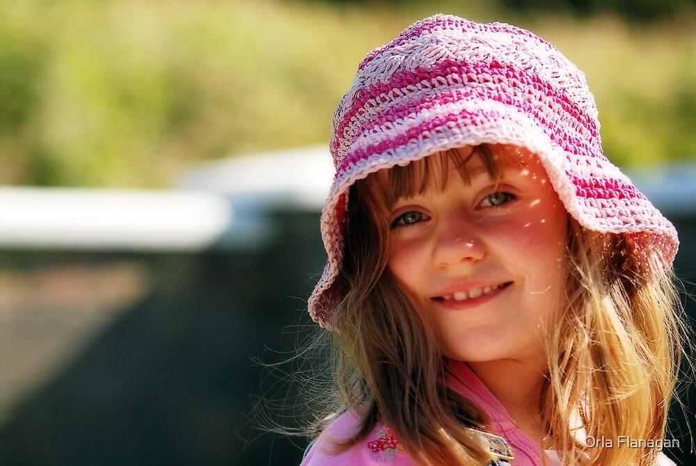 The Summer Hat by Orla Flanagan