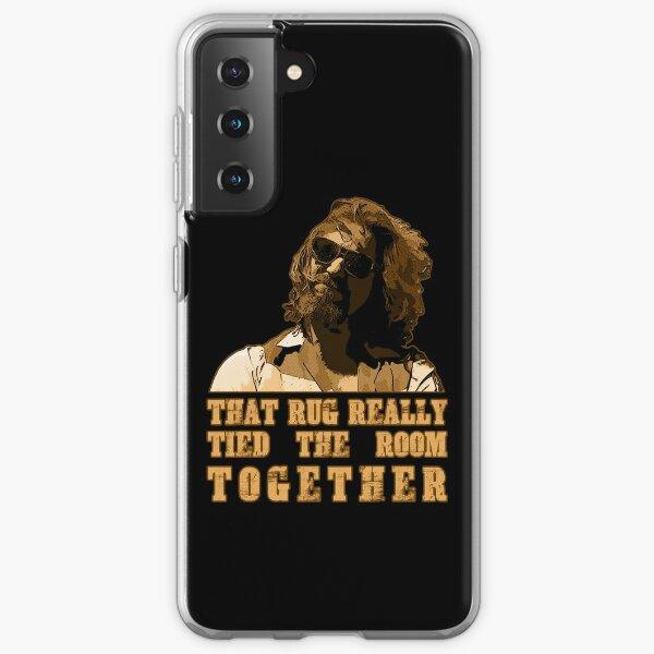 That Rug... (The Big Lebowski) Samsung Galaxy Soft Case