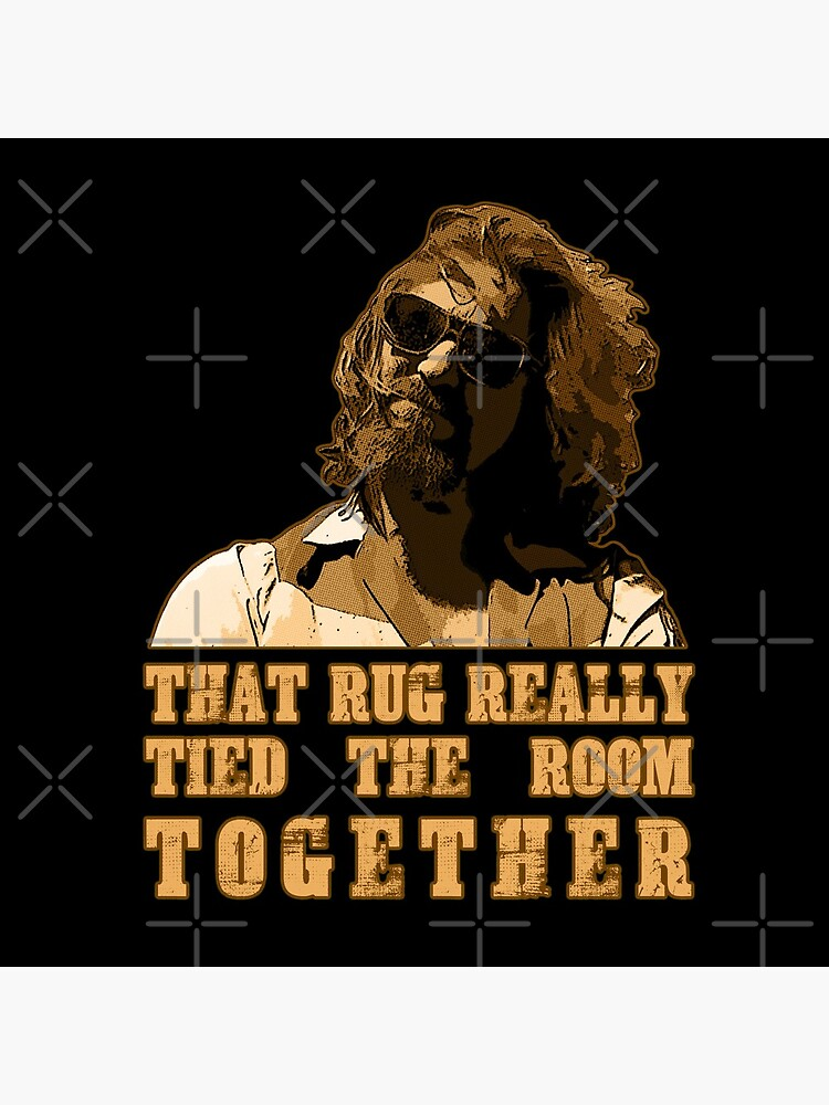 That Rug... (The Big Lebowski) by VanHand