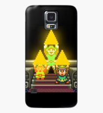 Link Evolution with Triforce Case/Skin for Samsung Galaxy
