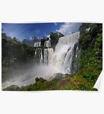 Three Falls Poster