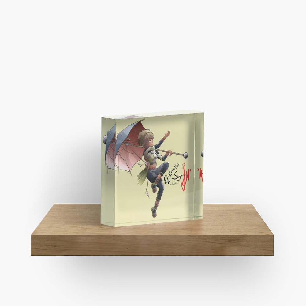 Tairi (signature collection) Acrylic Block