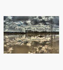 Big Muddy River Photographic Print