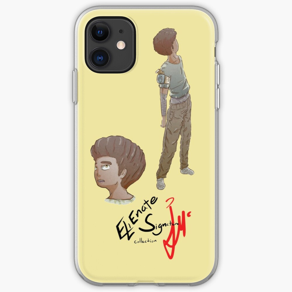 Heph ver. 3 (signature collection) iPhone Case & Cover