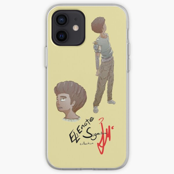 Heph ver. 3 (signature collection) iPhone Soft Case