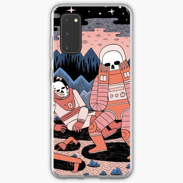 Death in Space  Samsung Galaxy Soft Case