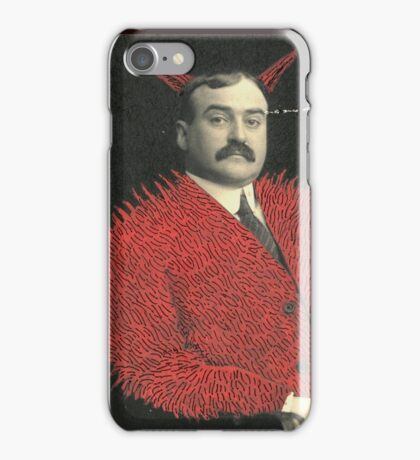 Lycanthrope iPhone Case/Skin