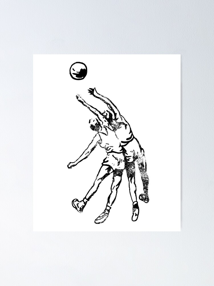 Art print POSTER Canvas Woman Holding Basketball Shirt