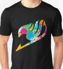 Paint Fairy Tail Logo Unisex T-Shirt