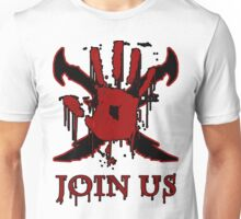 "***AWESOME*** Dark Brotherhood ""JOIN US"" Unisex T-Shirt"