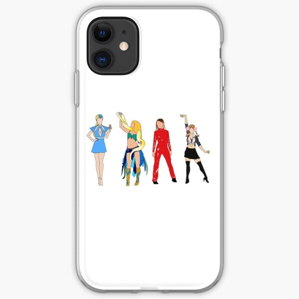 Britney spears music videos iPhone Soft Case