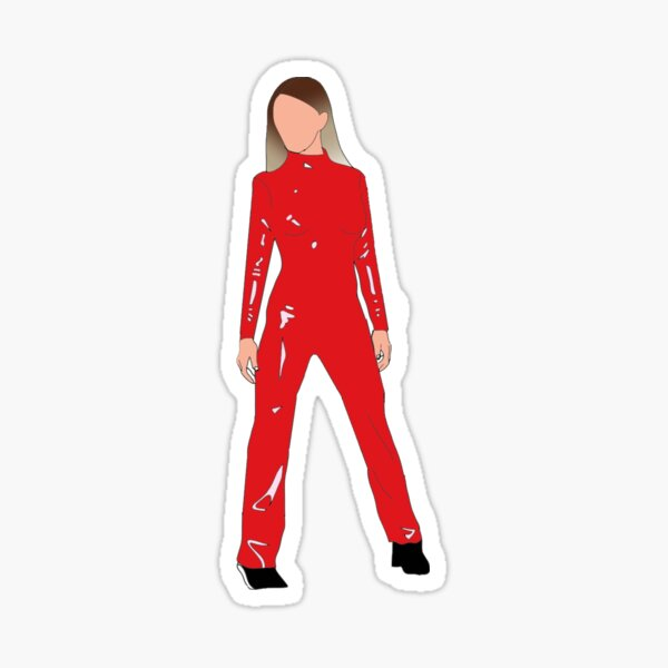 Britney spears oops I did it again Sticker