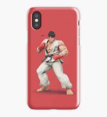 Ryu - Super Smash Bros iPhone Case