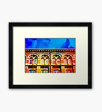 The Arches Framed Print