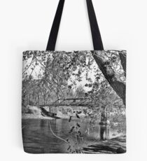 Beauty At The Lake Tote Bag