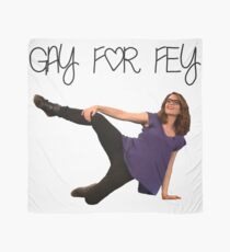 Gay for Fey Scarf
