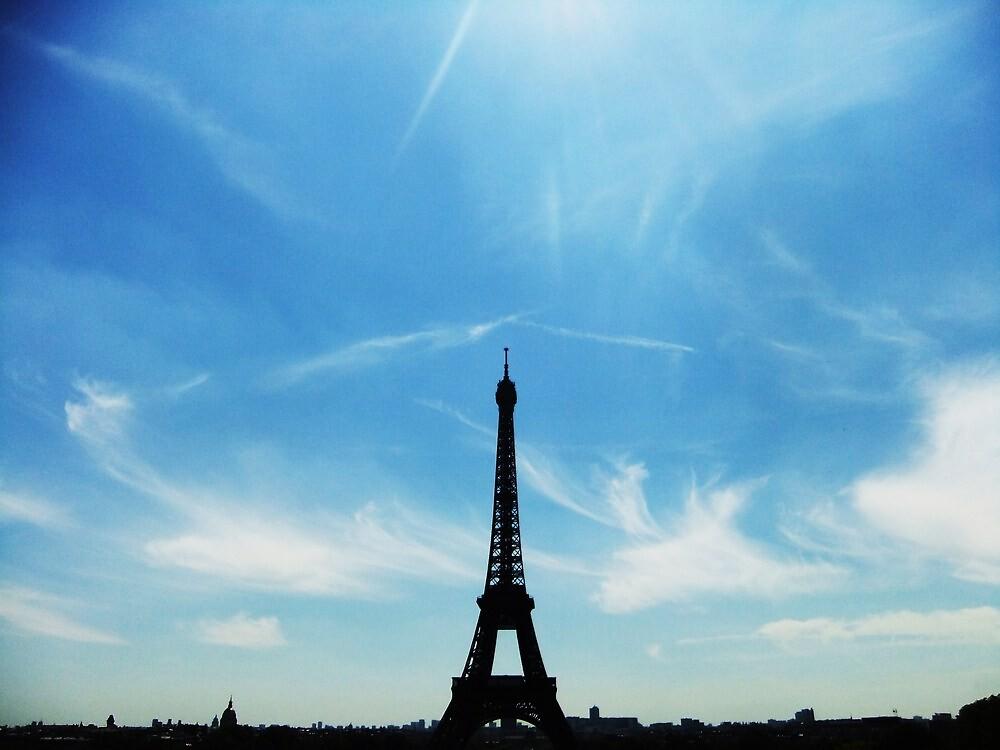 Eiffel tower by jlv-