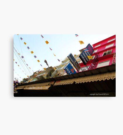 china town bangkok Canvas Print
