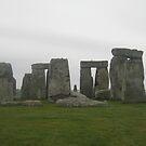 Stonehenge by Vanessa Semmens