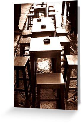 Table of Florence by Barham Ferguson