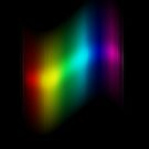 ligthing rays by VirtualArtist