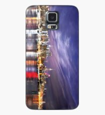 Manhattan Skyline: NYC Case/Skin for Samsung Galaxy