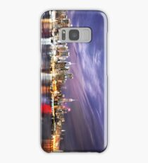 Manhattan Skyline: NYC Samsung Galaxy Case/Skin