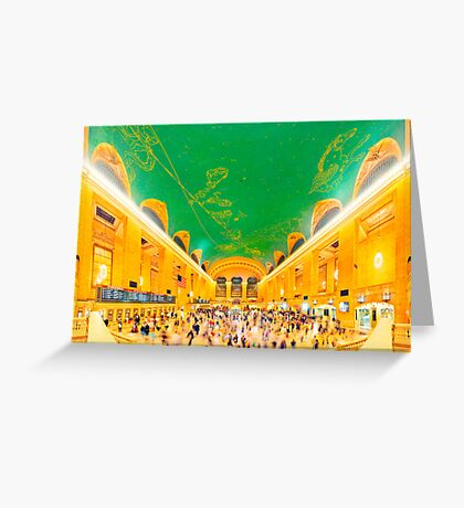 Grand Central Terminal: NYC Greeting Card