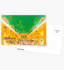 Grand Central Terminal: NYC Postcards