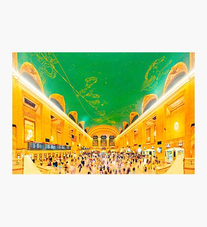 Grand Central Terminal: NYC Photographic Print
