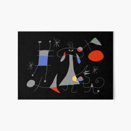 Joan Miro The Sun (El Sol) 1949 Painting Artwork For Prints Posters Tshirts Bags Women Men Kids Art Board Print