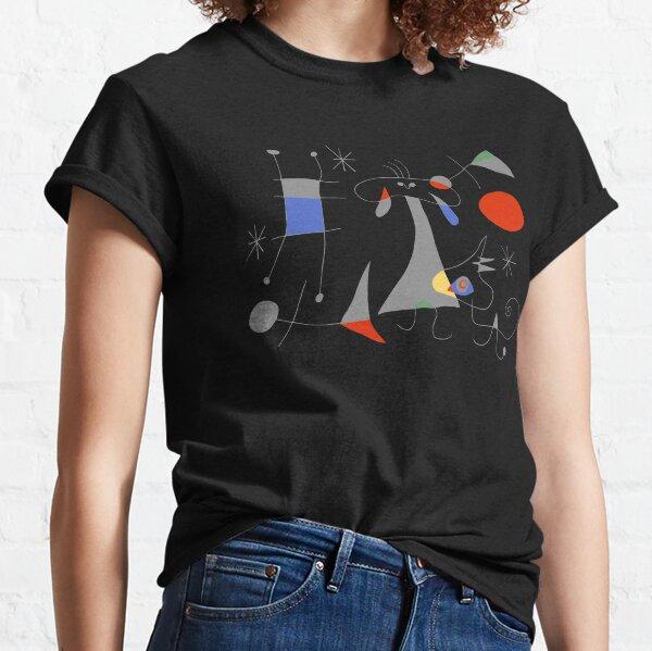 Joan Miro Le Soleil (El Sol) 1949 Peinture Oeuvre Pour Impressions Affiches T-shirts Sacs Femmes Hommes Enfants T-shirt classique