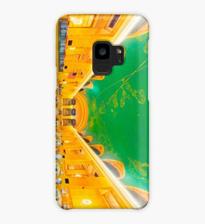 Grand Central Terminal: NYC Case/Skin for Samsung Galaxy