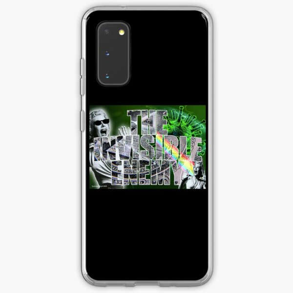 The Invisible Enemy Samsung Galaxy Soft Case