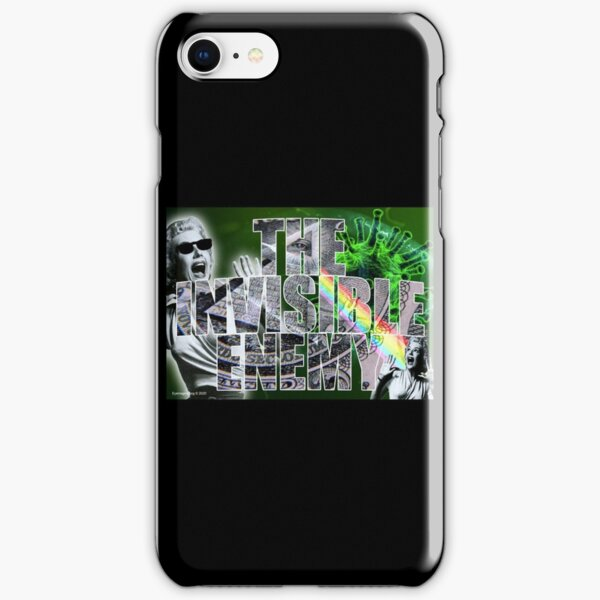 The Invisible Enemy iPhone Snap Case