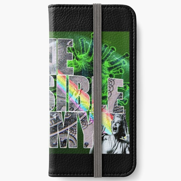 The Invisible Enemy iPhone Wallet