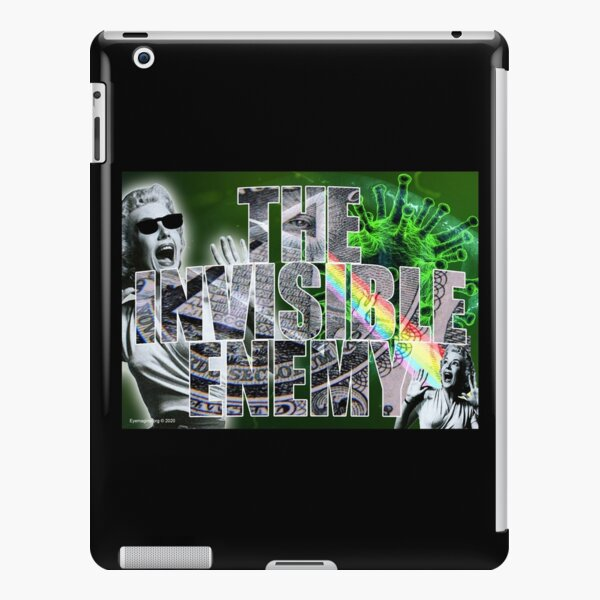 The Invisible Enemy iPad Snap Case