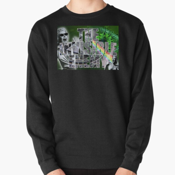 The Invisible Enemy Pullover Sweatshirt