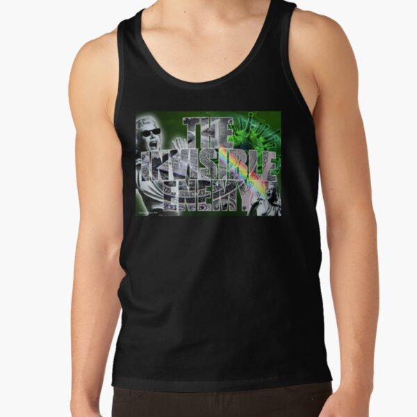 The Invisible Enemy Tank Top