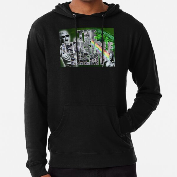 The Invisible Enemy Lightweight Hoodie