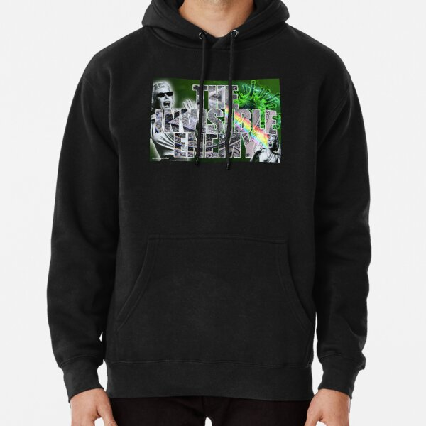 The Invisible Enemy Pullover Hoodie